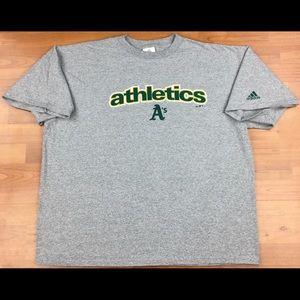 Vintage 2002 Adidas MLB Oakland Athletics T-Shirt